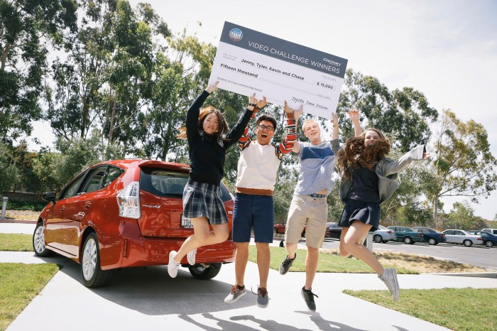 Toyota Teen Driver Video Challenge