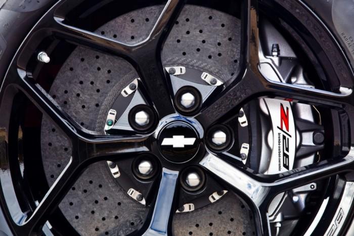 2015 Camaro Z/28 Brembo Brakes: Spotlight - The News Wheel