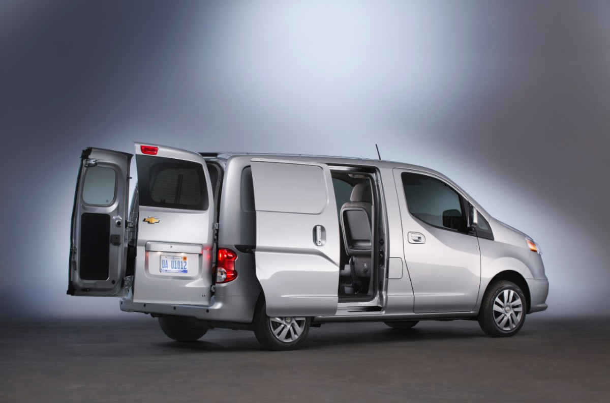 2015 Chevy City Express Overview - The News Wheel