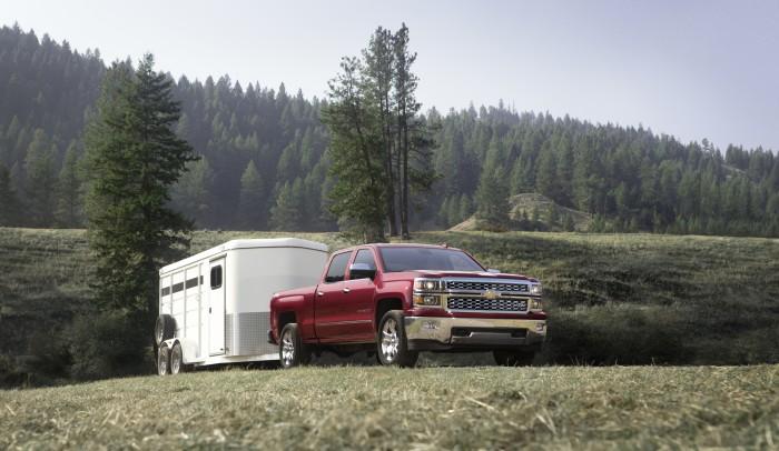 Chevy's September Silverado Sales