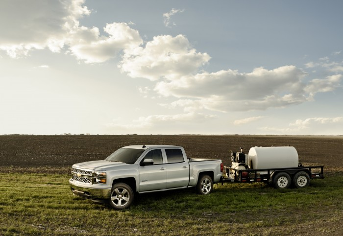 2015 Silverado towing capability to remain at 12,000 pounds
