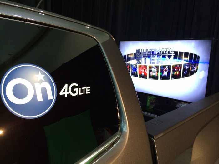 2015 GMC Canyon OnStar 4G LTE