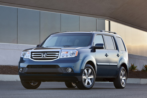 2016 Honda Pilot debuting later this year
