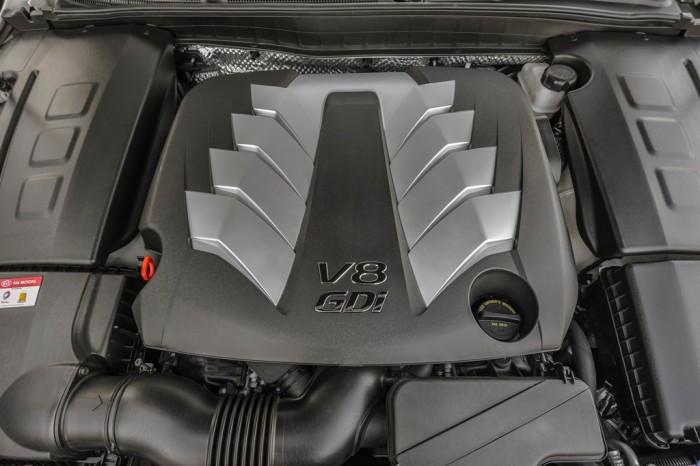2015 K900 Engine