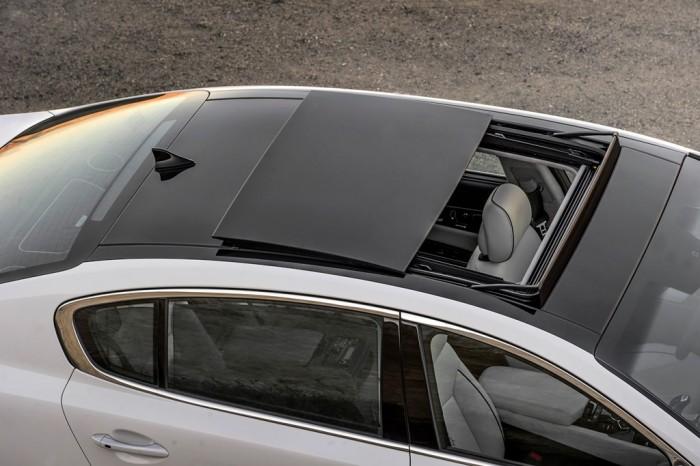 2015 K900 sunroof
