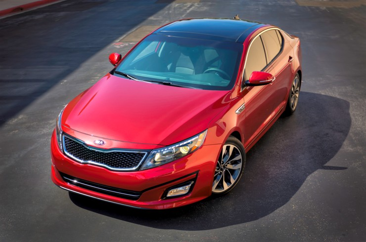 Edmunds Says 2015 Optima Lease Deal Is Among the Best