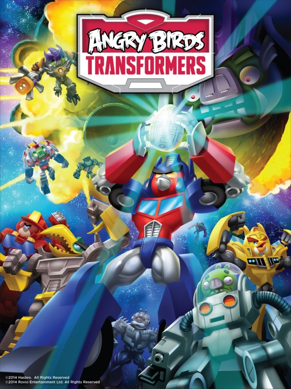 Angry Birds Transformers: because we still want your money, even though we're out of ideas