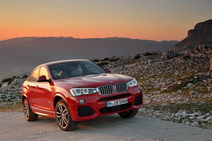 Bmw X4 Is A Crossover Suv Coupe Thing The News Wheel