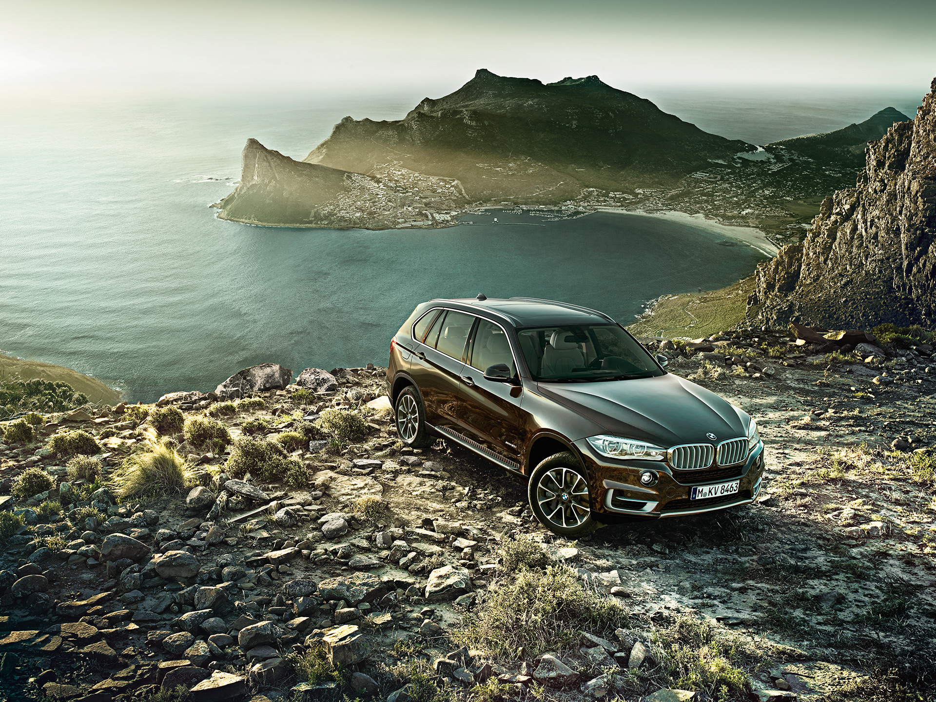 BMW sales in May