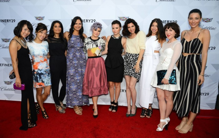 Cadillac and Refinery29