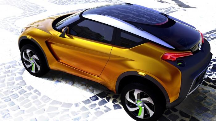 Nissan Design America Rio