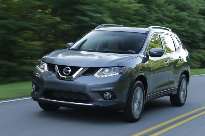 Best-In-Class Mid-Size Crossover SUV