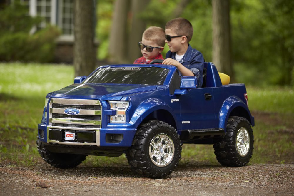 PowerWheels F-150