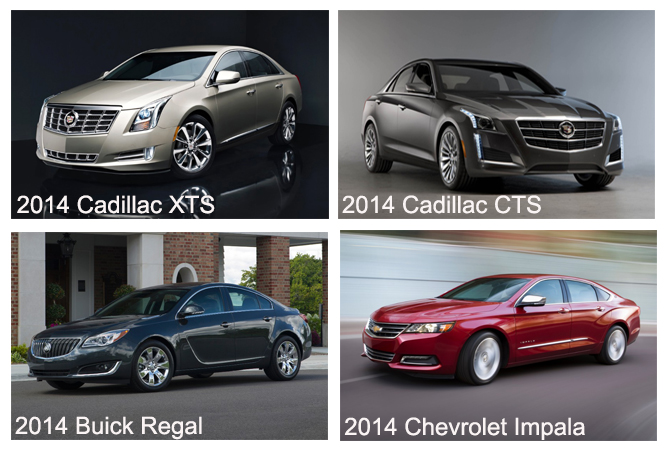 Several GM models have earned distinctions for front end safety