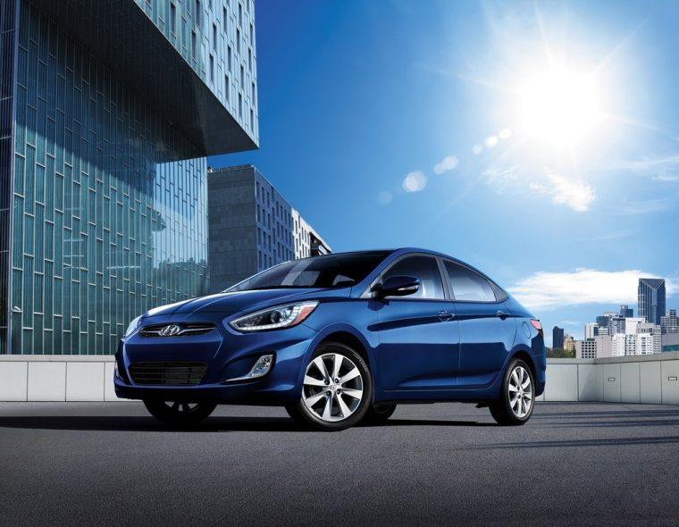 Germany vs. Algeria: Hyundai Accent