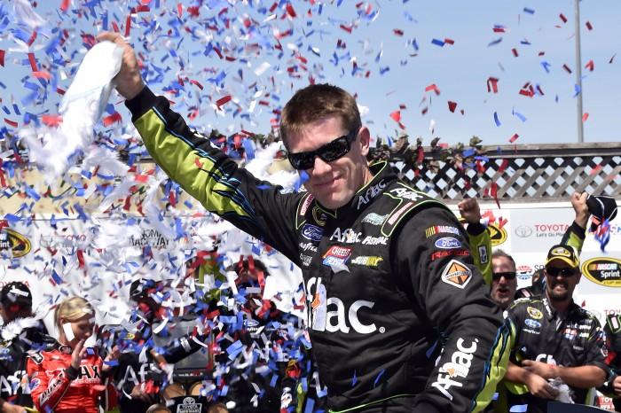 2014 NASCAR Sonoma Raceway