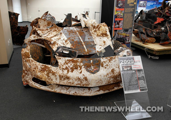Final Decision Made On National Corvette Museum Sinkhole