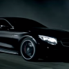 teaser video for the S63 AMG Coupe