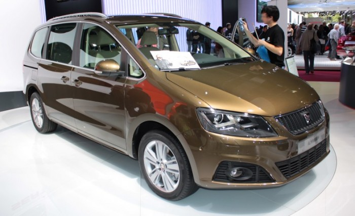 USA vs. Portugal: SEAT Alhambra