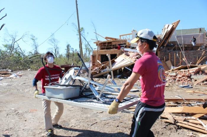 Toyota Mississippi Donations