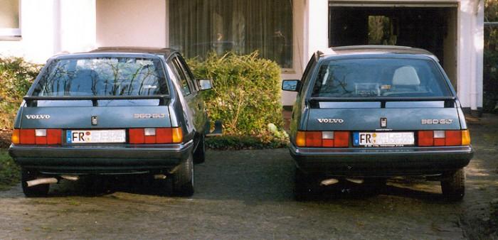 Australia vs. Netherlands: Volvo 300 Series