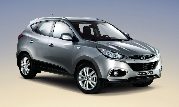 Iran vs. Nigeria: Hyundai ix35