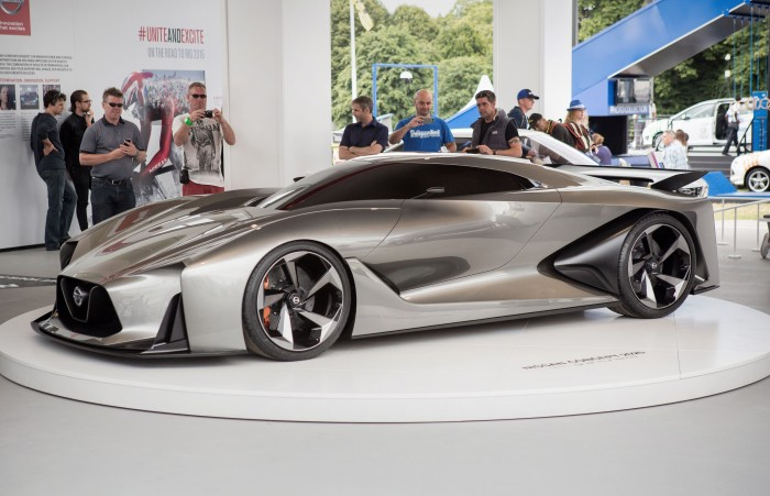 Next Gen Gtr >> Report Next Gen Gt R Could Go Hybrid Look Like 2020 Vision The
