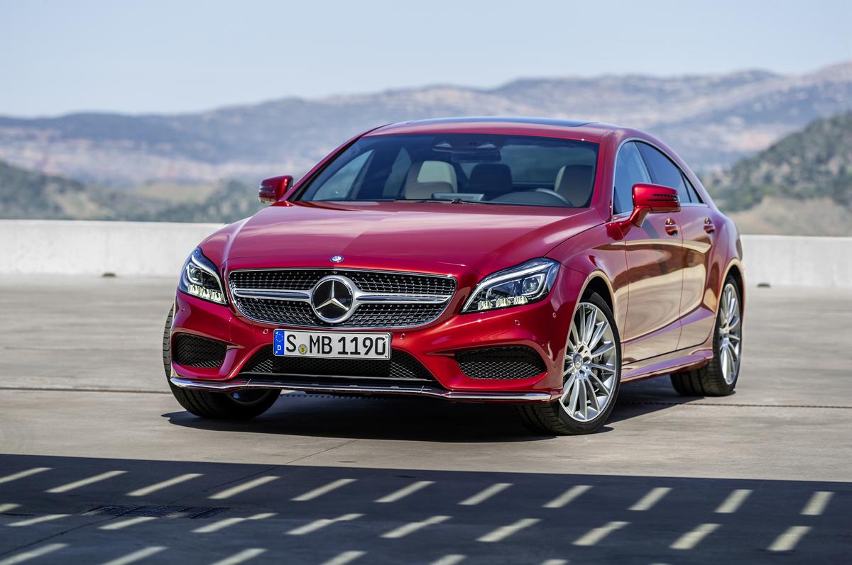 August Mercedes-Benz Sales