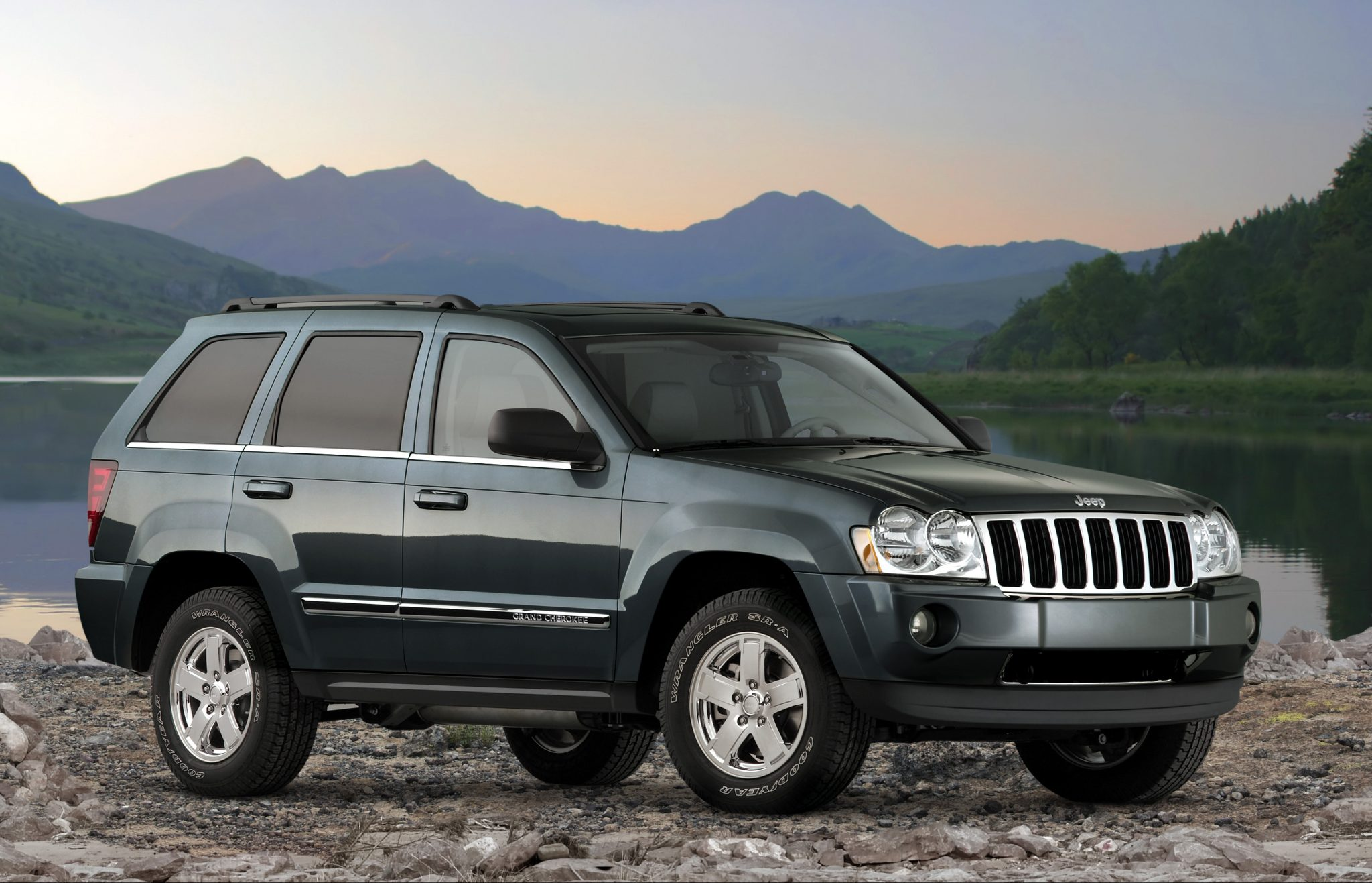 The 2007 Jeep Cherokee is among the models affected by the Chrysler ignition switch issue.