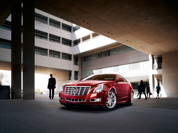 2013 Cadillac CTS Sport Wagon overview