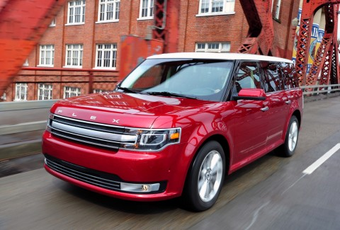 2013 Ford Flex Overview