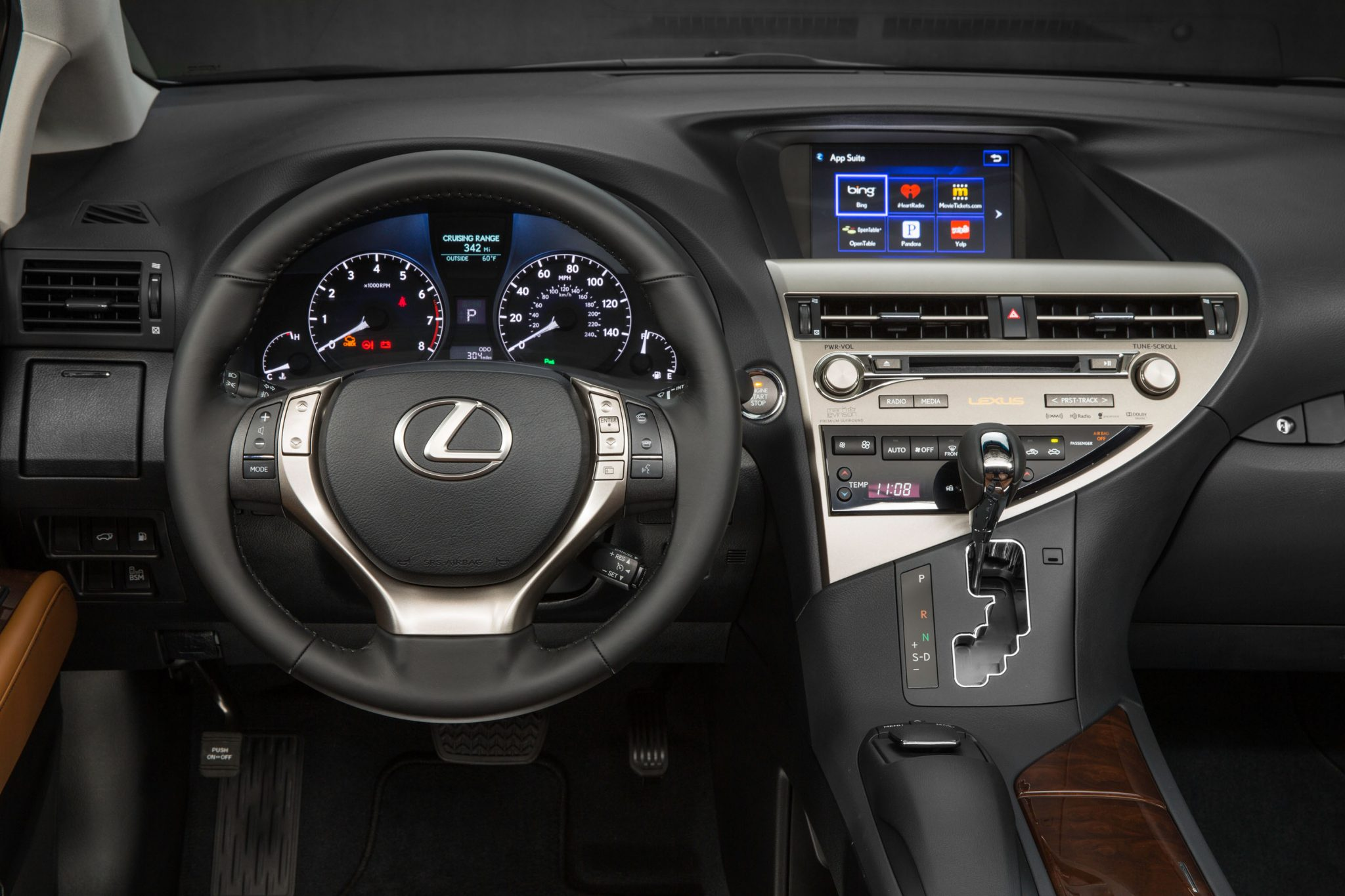 2015 Lexus RX Overview The News Wheel