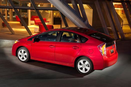 next-generation Toyota Prius pushed back
