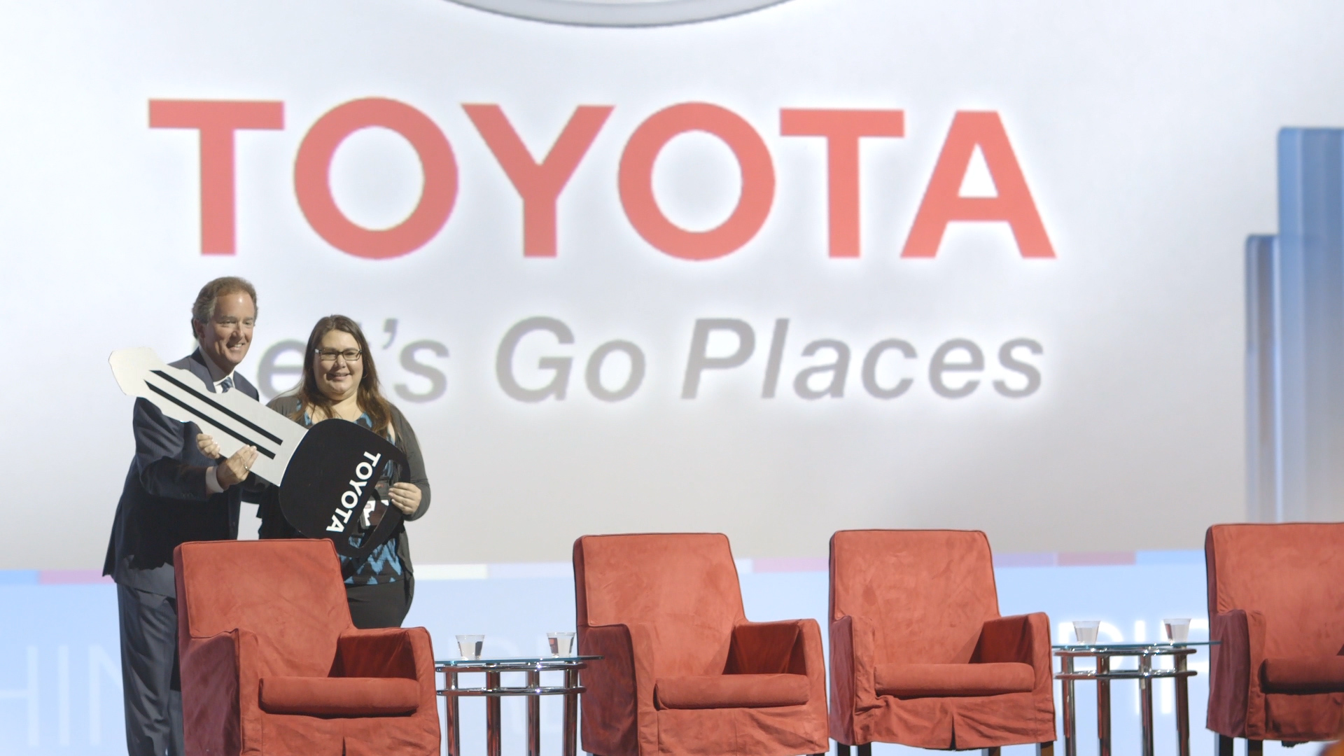 where would you go in a new Toyota Prius