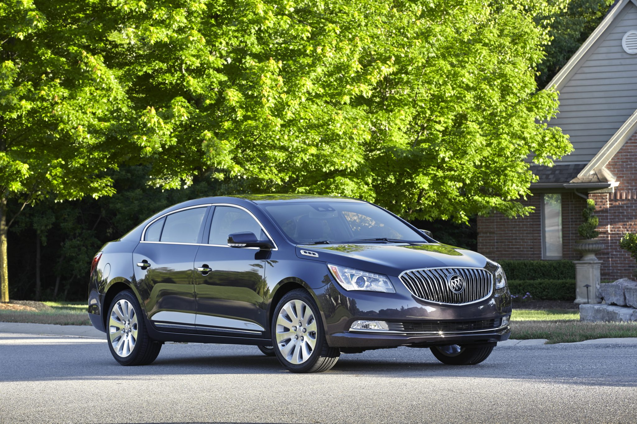2017 Buick Lacrosse Best Car For Road Trips