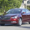 Updates for the 2015 Buick LaCrosse