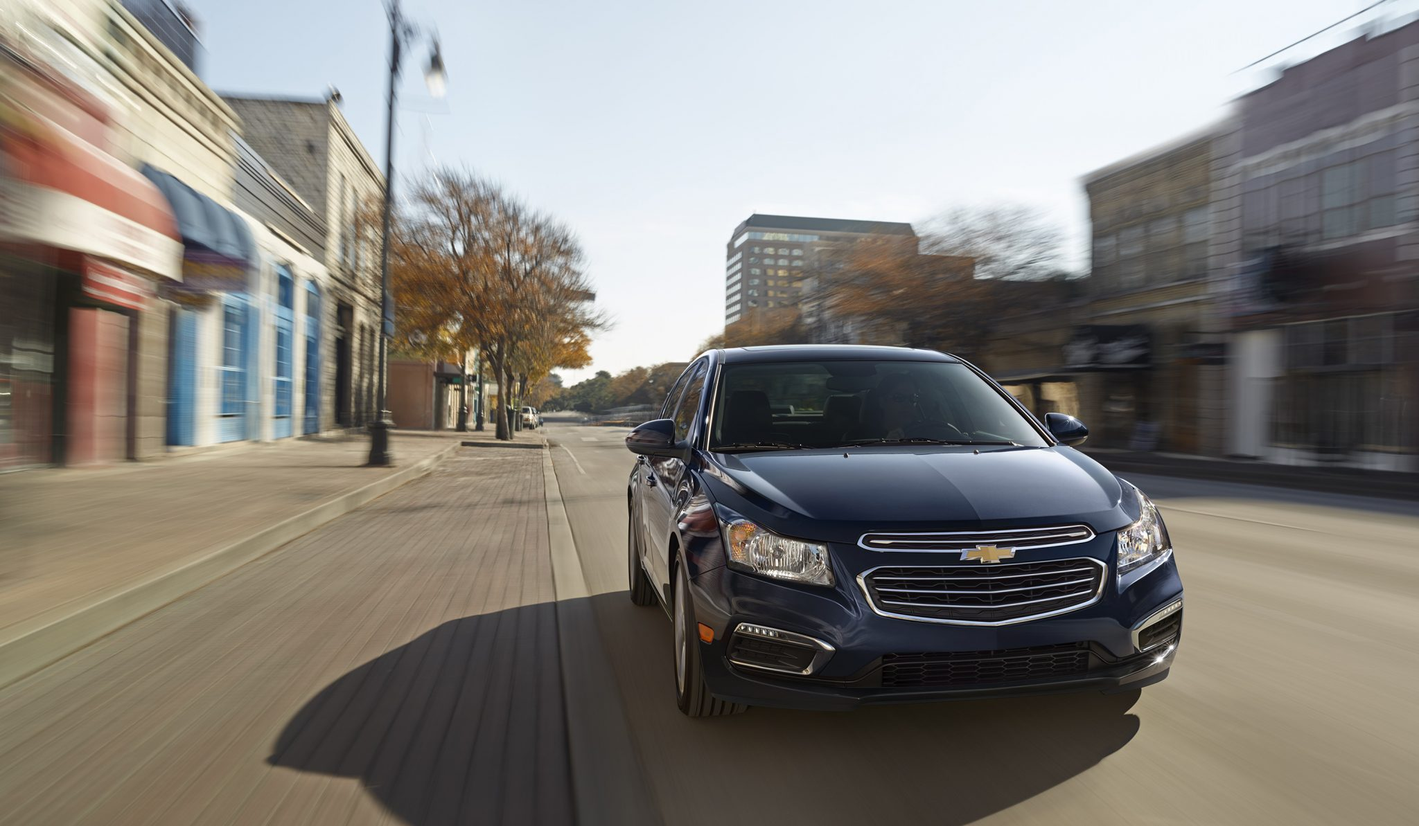 The 2015 Cruze is one of the cars available under the GM Educator Discount program.