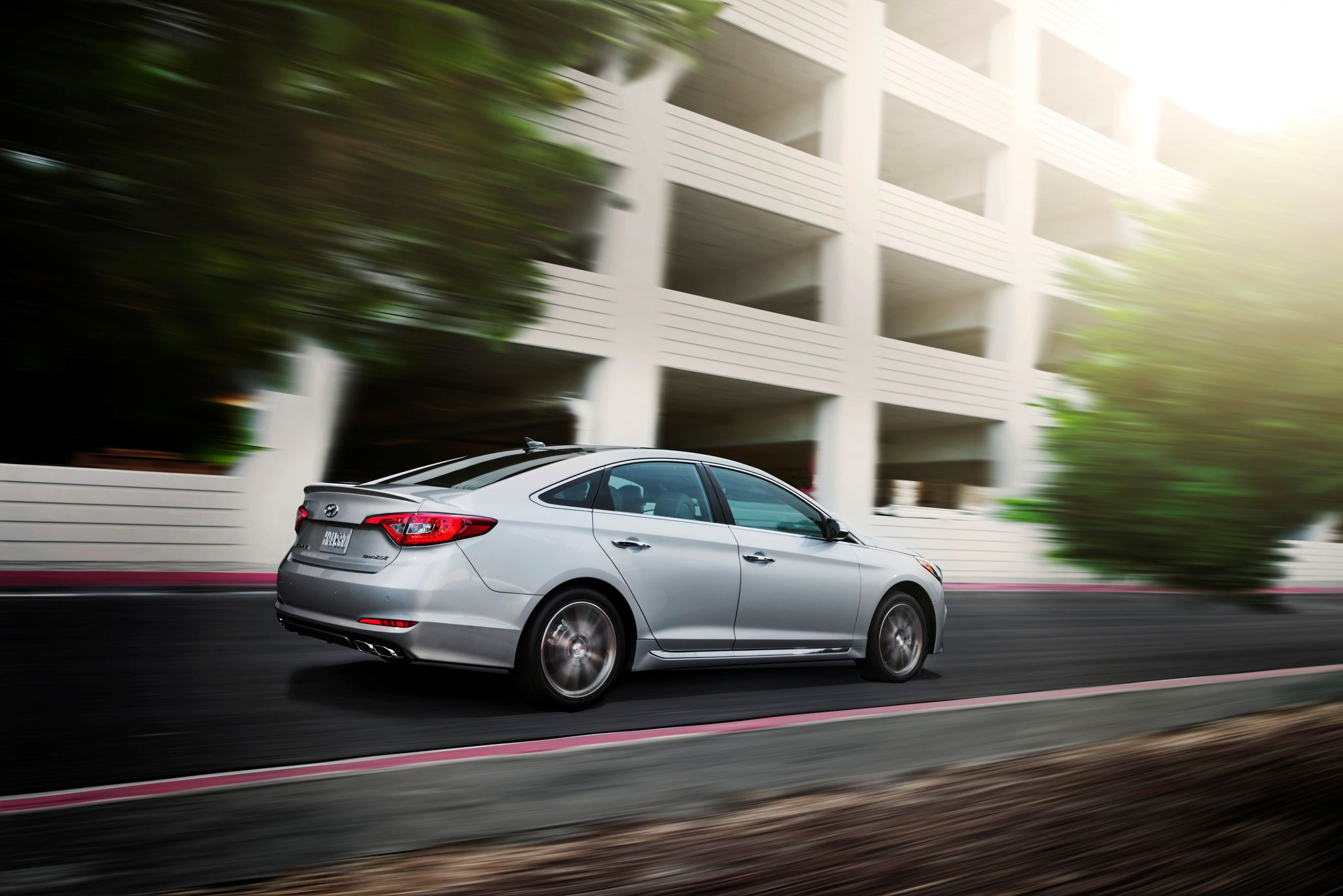 2015 Sonata the Top Safety Pick+