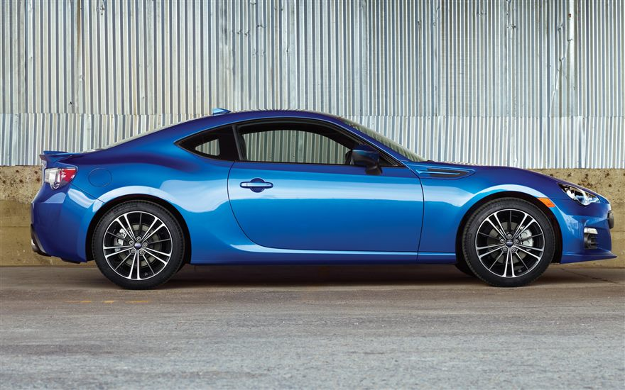 2015 Subaru Brz Overview The News Wheel
