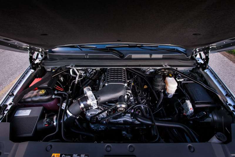 2015 Supercharged Cadillac Escalade