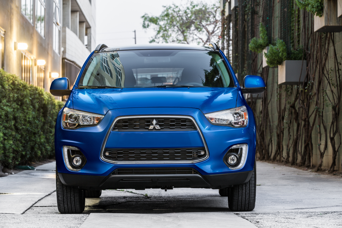 Mitsubishi August 2014 Sales