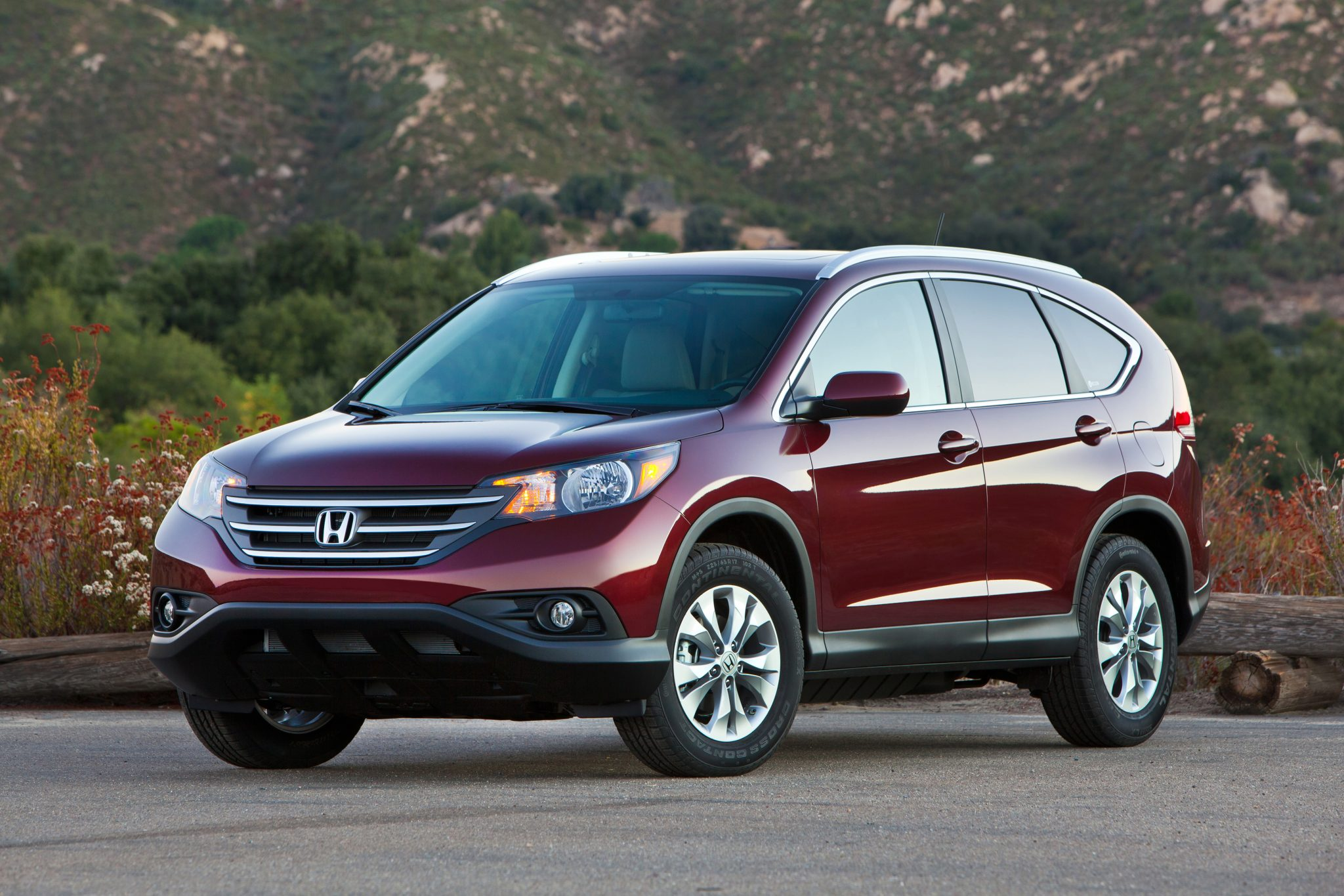 2013 Honda CR-V Overview