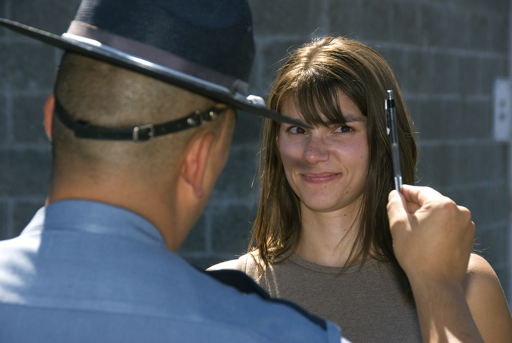 Different Types of Field Sobriety Tests