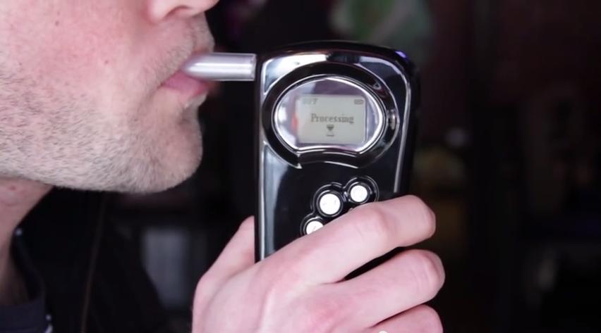 How Does A Breathalyzer Work