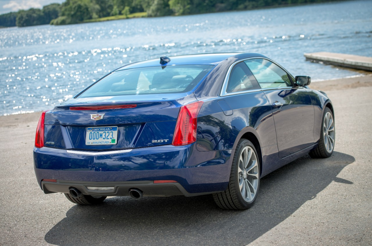 Cadillac ATS 2.0T Delivers Awesome Torque Output