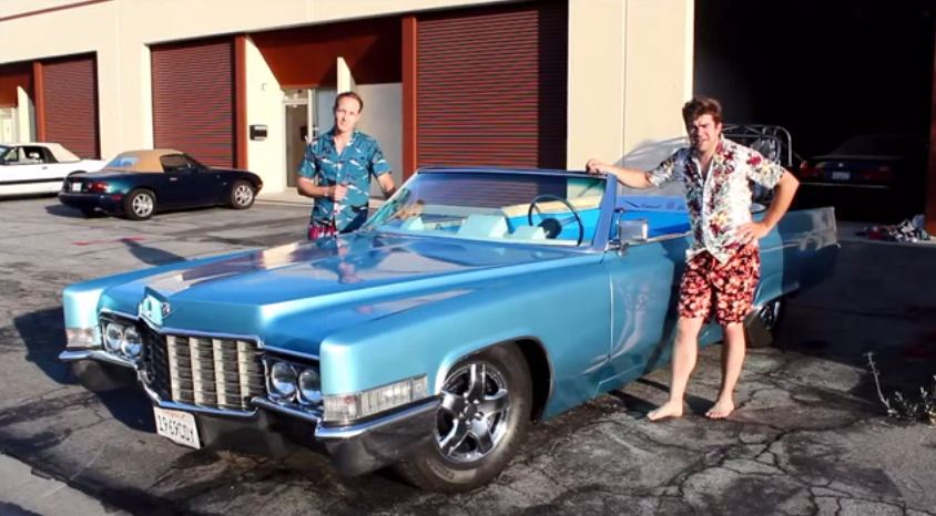 Cadillac Carpool Deville 2