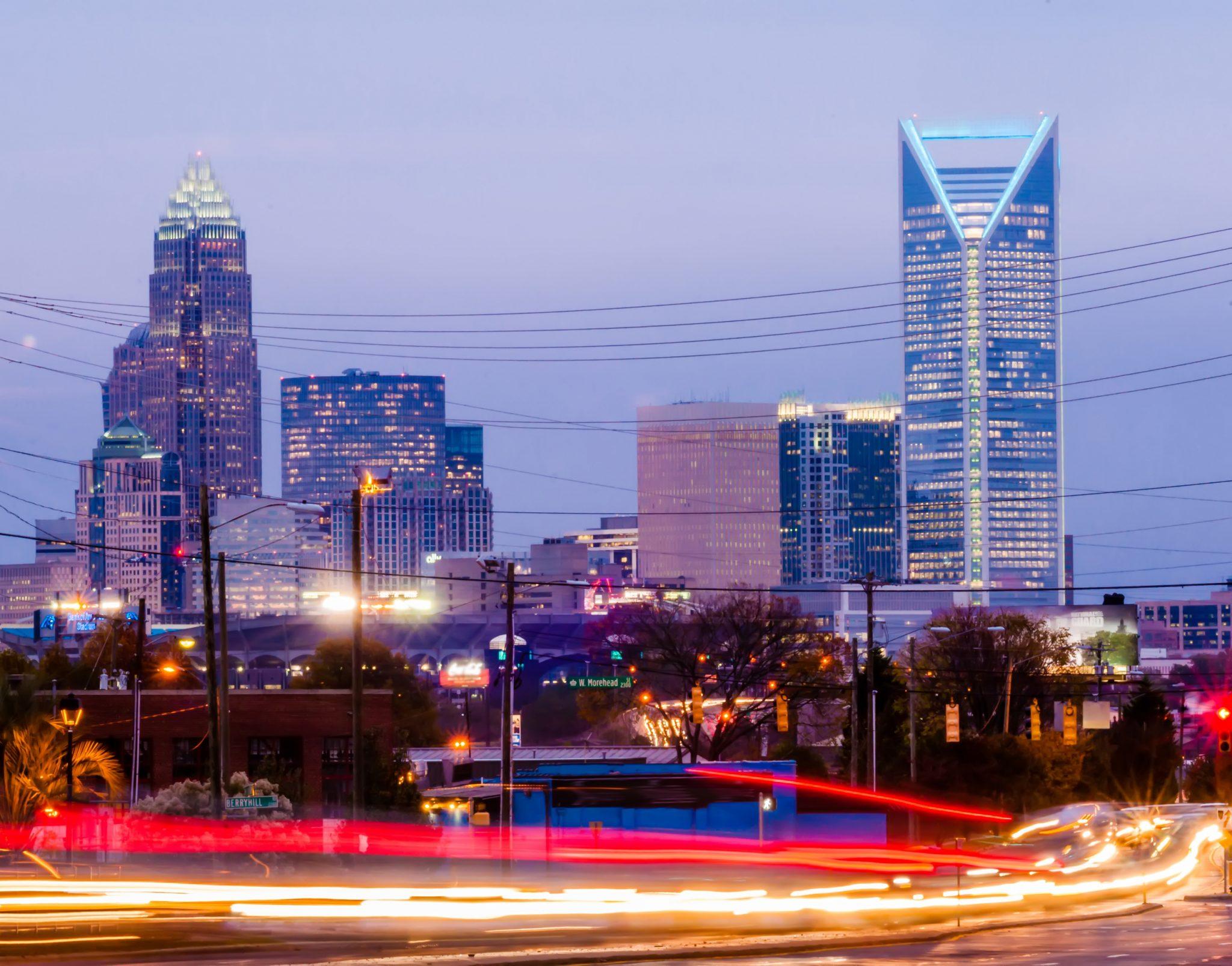 Getting around Charlotte