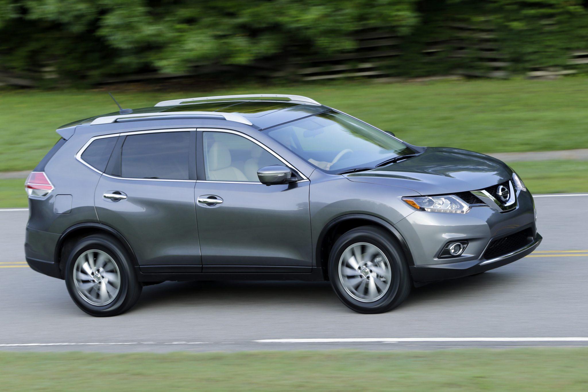 2014 Nissan Rogue APEAL Study