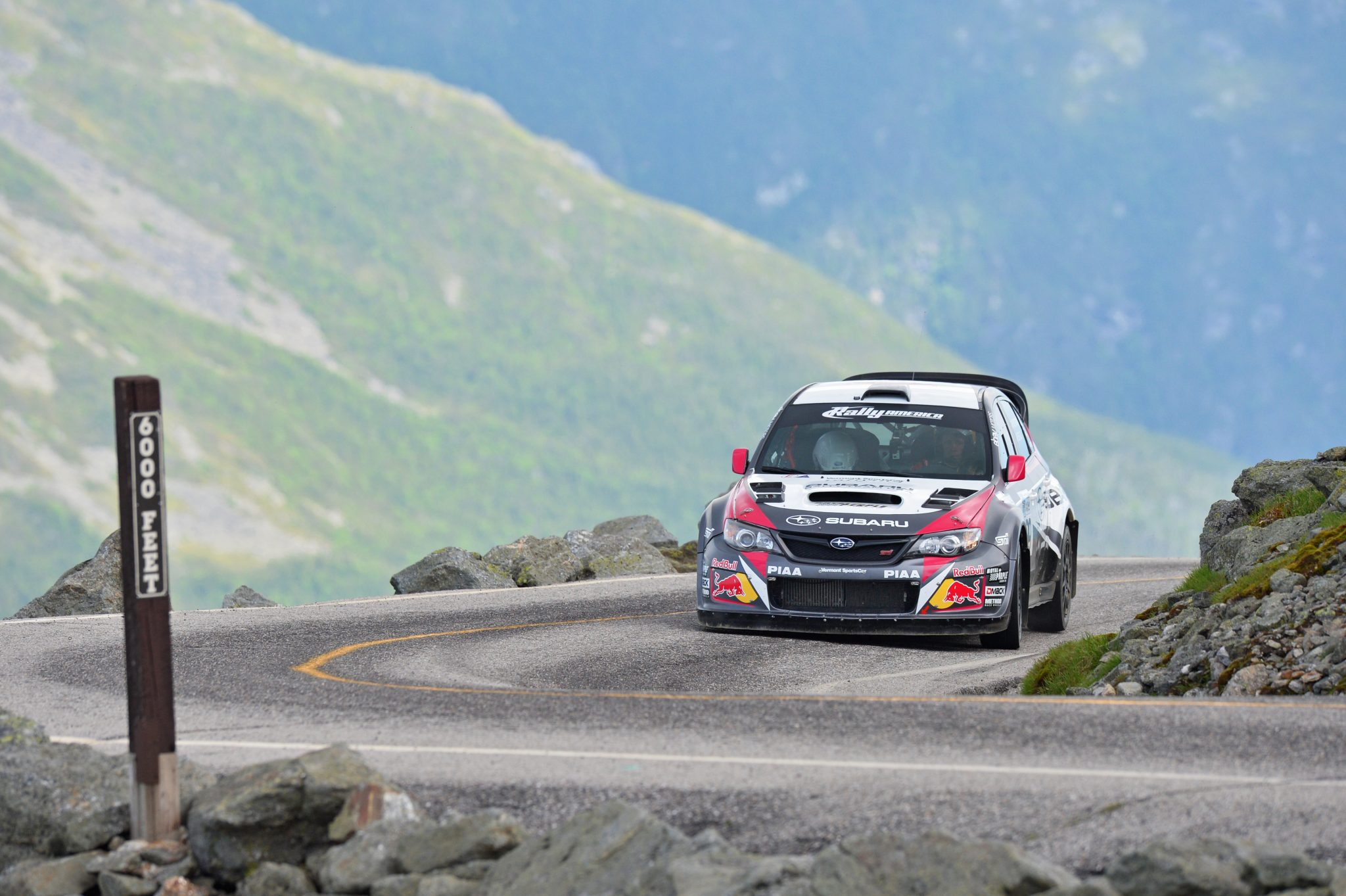 2014 Subaru Mt. Washington Hillclimb