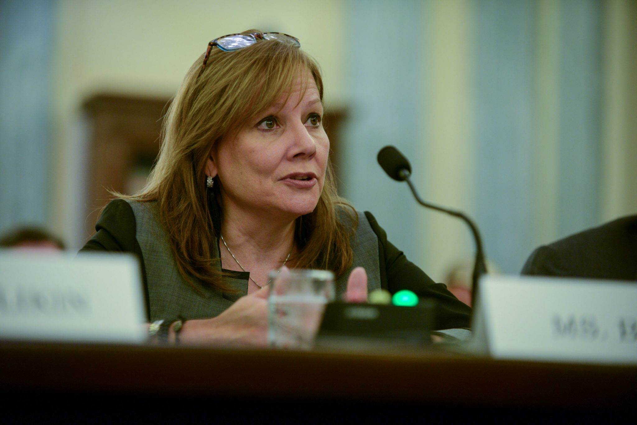 Read Mary Barra's Prepared Testimony to the U.S. Senate Subcommittee